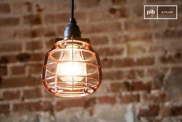 Lámpara de suspensión Bristol