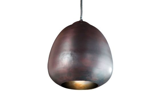 Lámpara de suspensión Kalixte ogival Clipped
