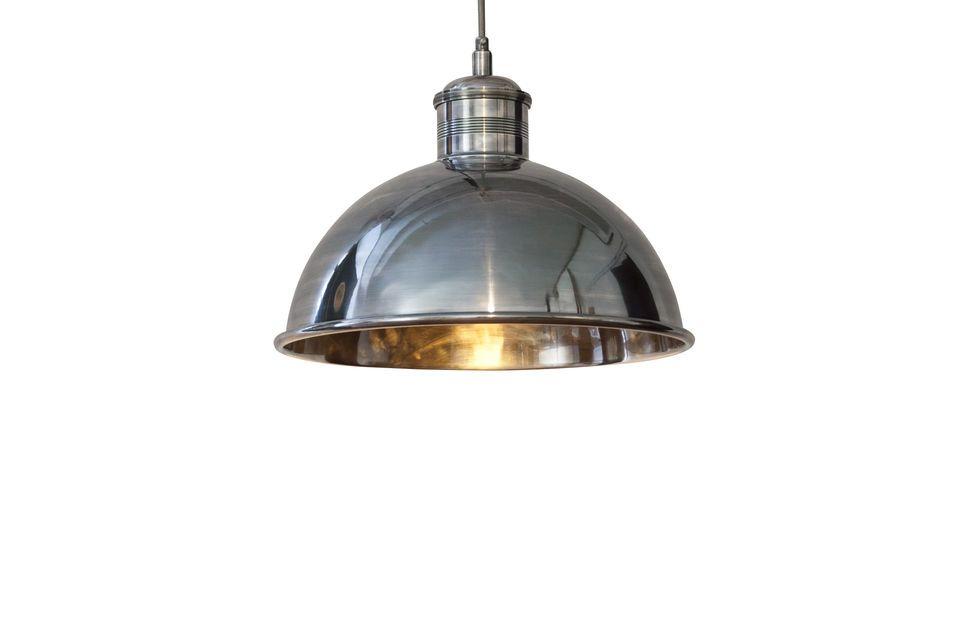 Lámpara de suspensión de 40 cm de diámetro retro-chic