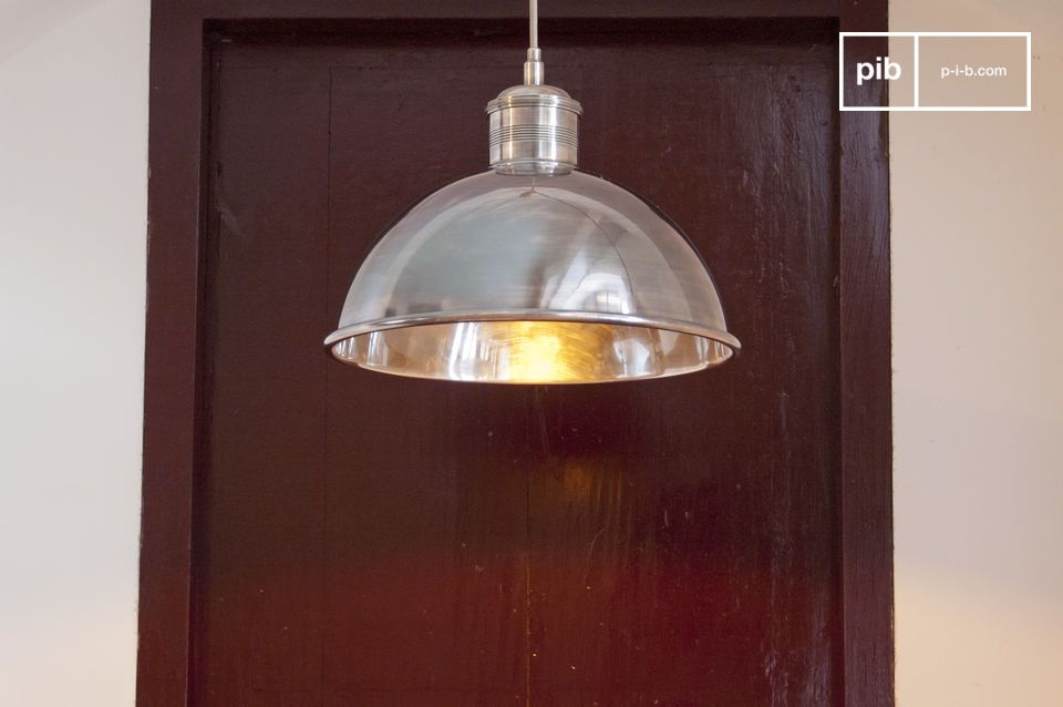 Lámpara de suspensión larga Banker