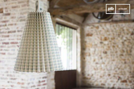 Lámpara de suspensión retro Mark