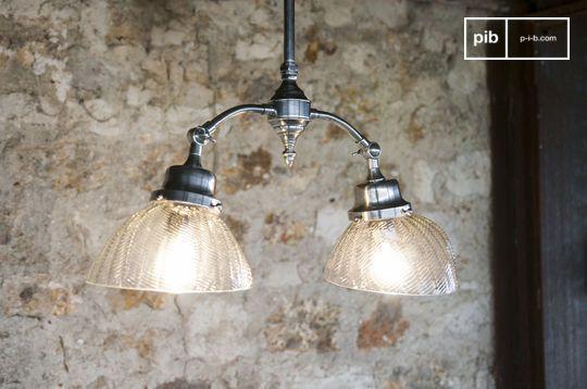 Lámpara de techo Art Nouveau Haussmann