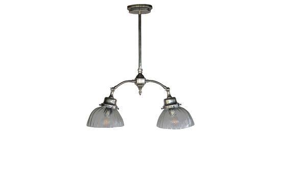 Lámpara de techo Art Nouveau Haussmann Clipped