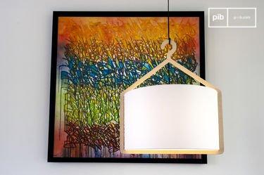 Lámpara de techo Cintrée
