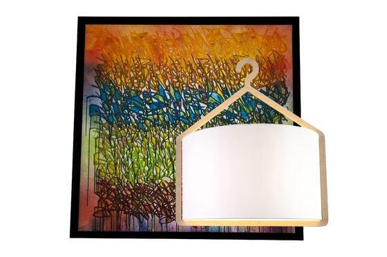 Lámpara de techo Cintrée Clipped