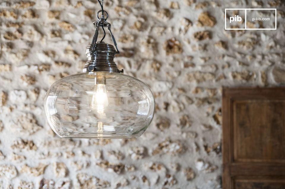 Redondez y transparencia al servicio de la luz