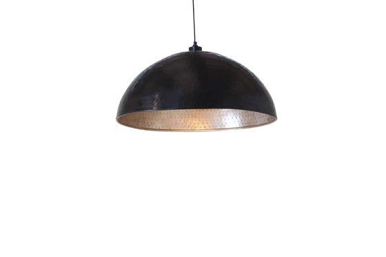 Lámpara de techo metálica Komais Clipped
