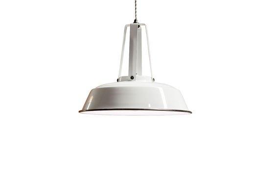 Lámpara de techo Walter white Clipped