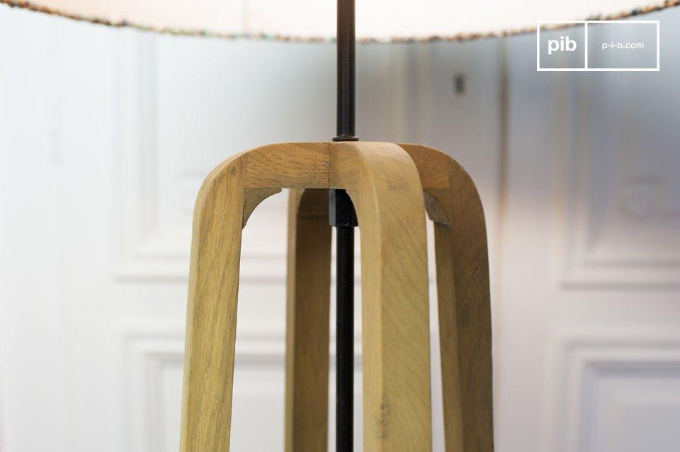 Hermoso diseño escandinavo lleno de luz