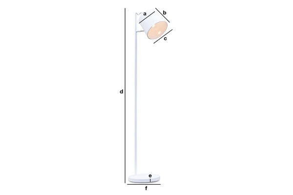 Dimensiones del producto Lámpara estándar  Elküb