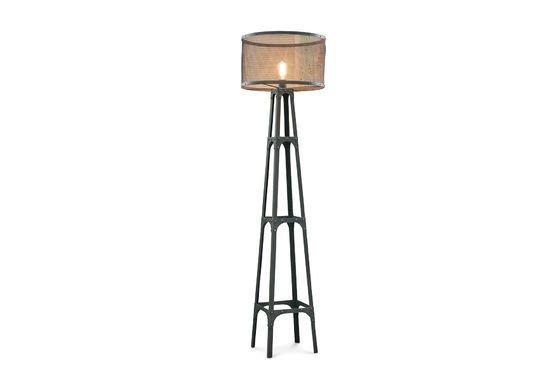 Lámpara estándar Hornby Clipped