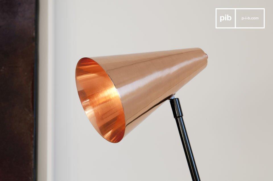 Línea vintage elegante, 100% metal