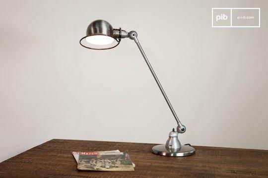 Lámpara Jielde con único brazo