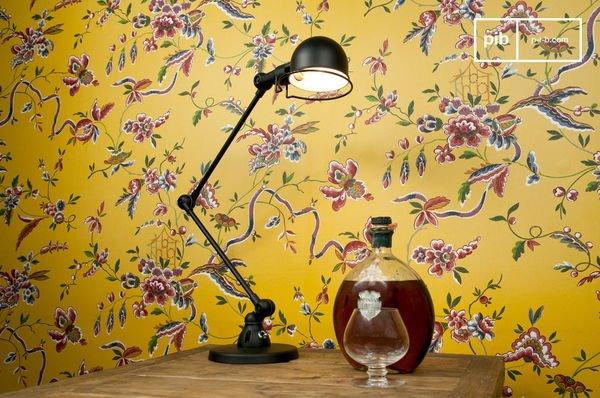 Lámpara Jieldé de escritorio