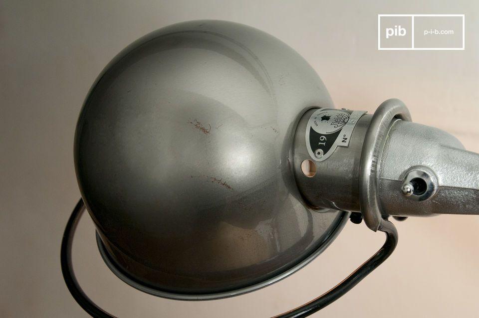 Hermosa lámpara con autentico estilo industrial