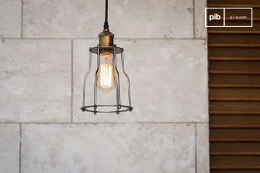 Lámpara para colgar Leeds