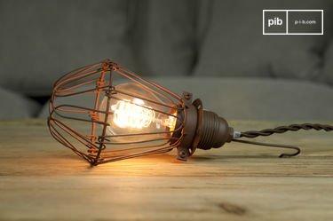 Lámpara portatil Olympia