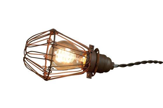 Lámpara portatil Olympia Clipped