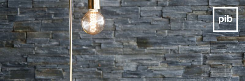 Lámparas de mesa modernas escandinavas