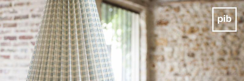 Lámparas de techo rusticas de diseño shabby chic