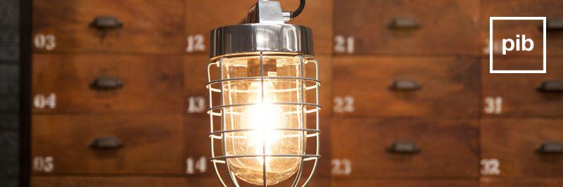 Lámparas pronto de nuevo en la colección