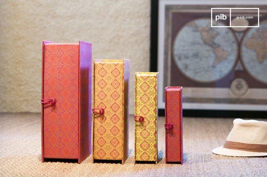 Las cajas de Dr Vincent