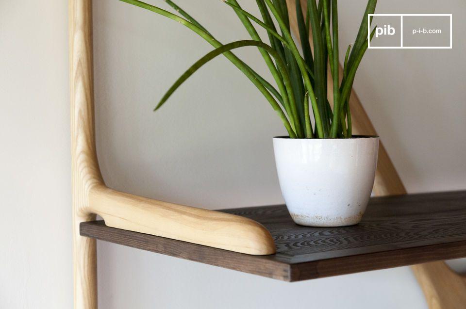 Este mueble de diseño aportará un toque de originalidad a su interior