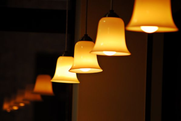Luces futuristicas