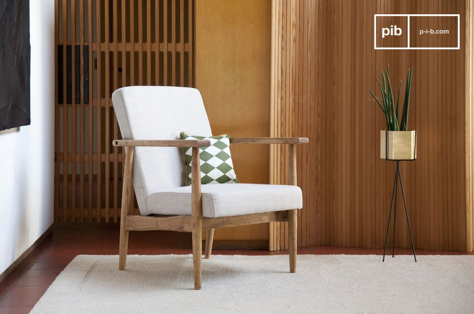 Un accesorio decorativo limpio y relajante para usar en todas las habitaciones
