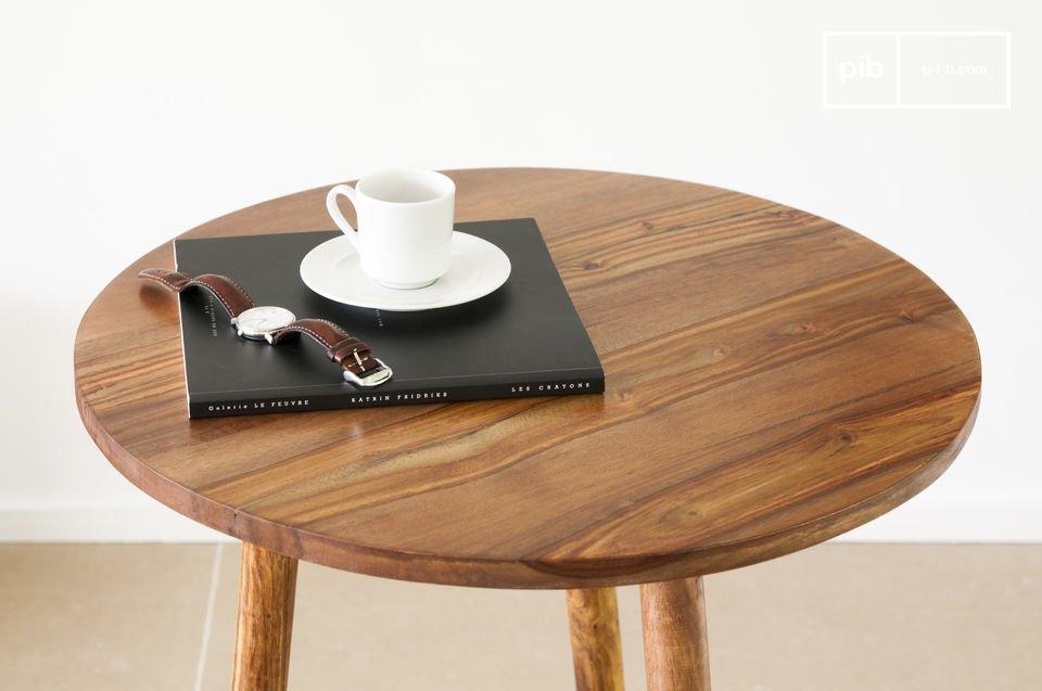 La elegancia del mobiliario nórdico con un toque de color