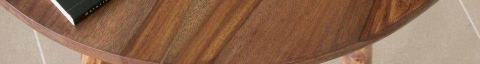 Descriptivo Materiales  Mesa auxiliar Pencil