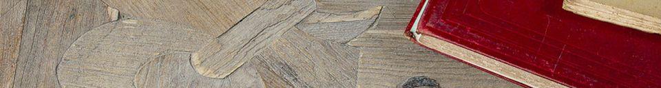 Descriptivo Materiales  Mesa de centro Comtes de Provence
