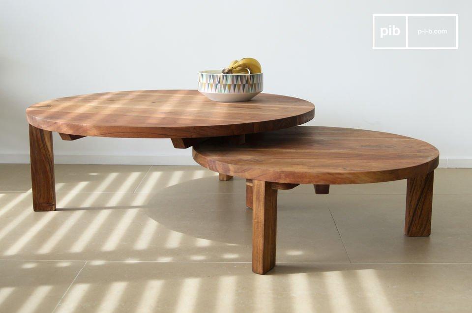 Una mesa ajustable que muestra un hermoso estilo escandinavo