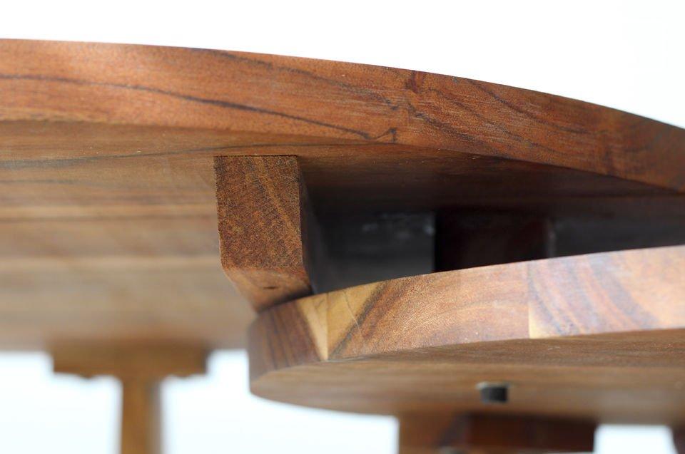 Esta se compone de dos discos de 80 cm de diámetro que giran