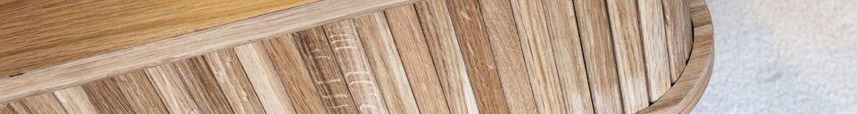 Descriptivo Materiales  Mesa de Centro de Cortina Ritz
