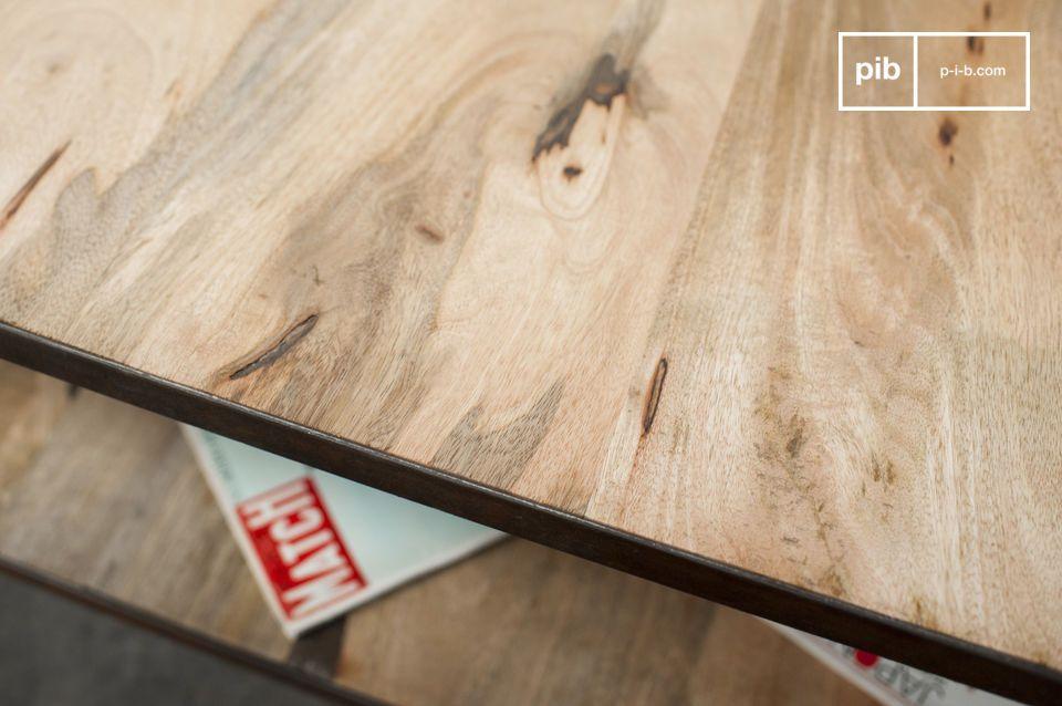 Una mesa robusta