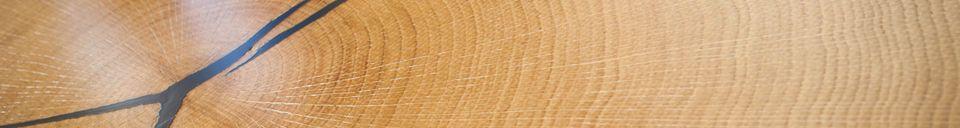 Descriptivo Materiales  Mesa de centro melliza Xylème