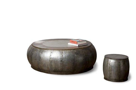 Mesa de centro metálica Tubisteel Clipped
