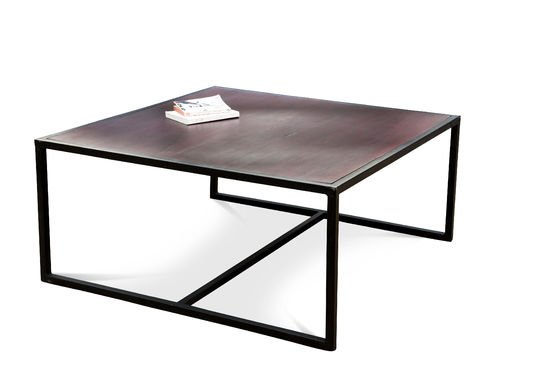 Mesa de centro Smoke Clipped