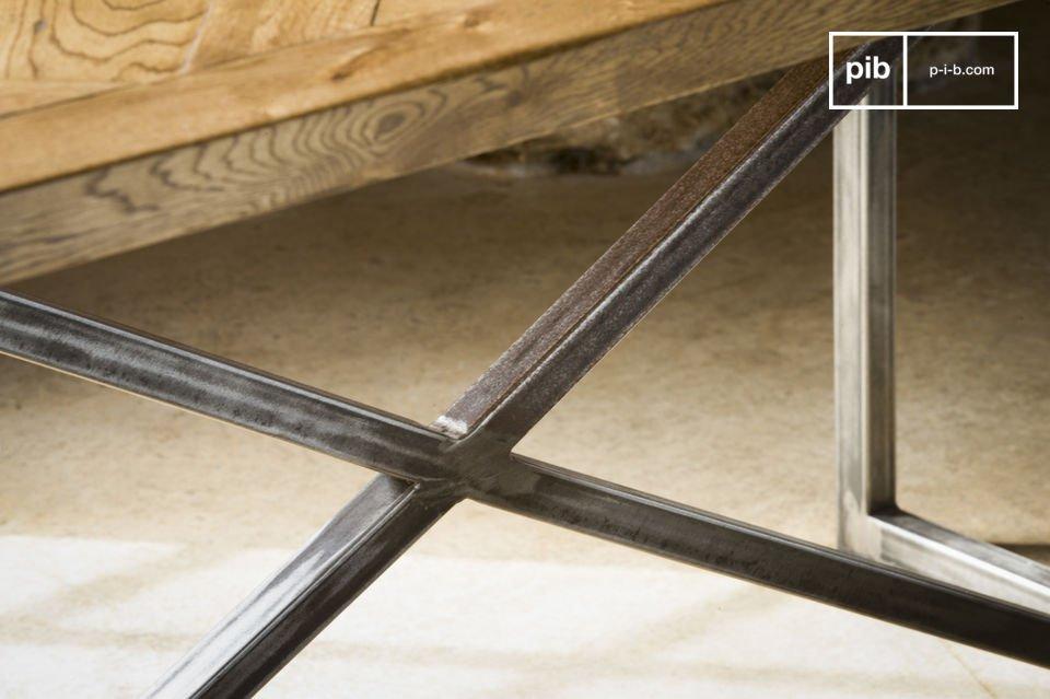 Un tablero excepcional de madera de roble