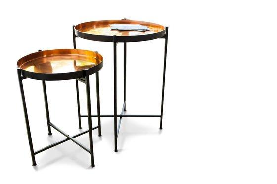 Mesa de dos piezas Lloyd Clipped