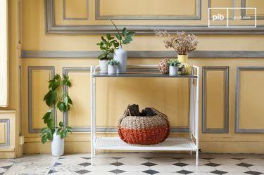 Mesa de floristería Gibelle