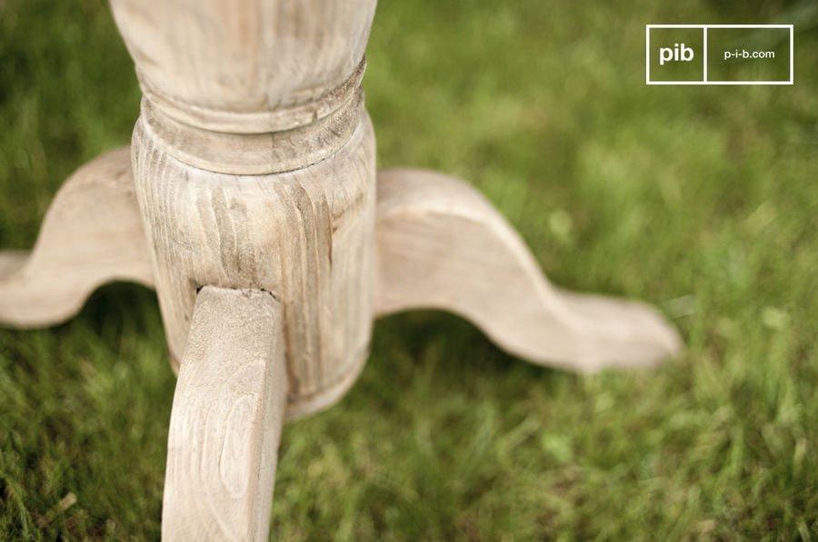 Mesa de madera Adele