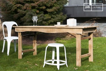Mesa de madera Elise