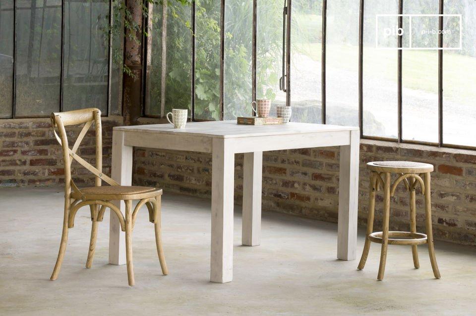 Mesa de madera Epicure