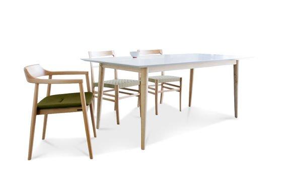 mesa de madera fjord dise o retro n rdico pib