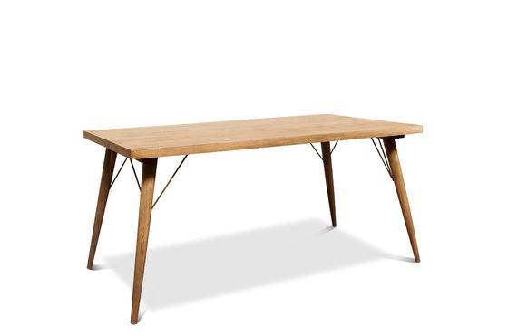 Mesa de madera Jotün Clipped