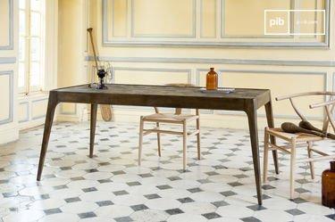 Mesa de madera Tabüto