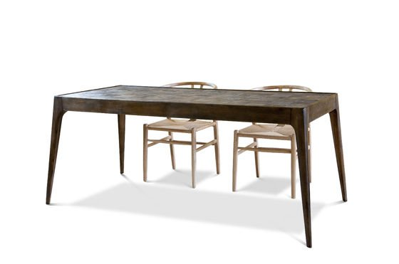 Mesa de madera Tabüto Clipped
