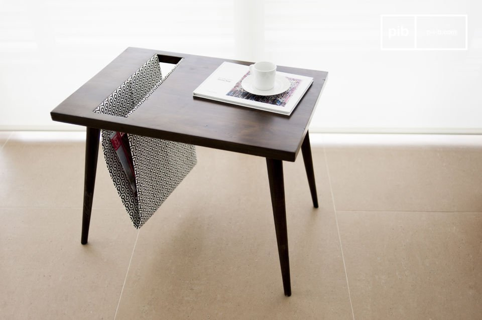 Un mueble muy elegante y funcional